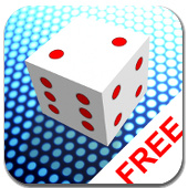 Dice Roll Simulator HD FREE App